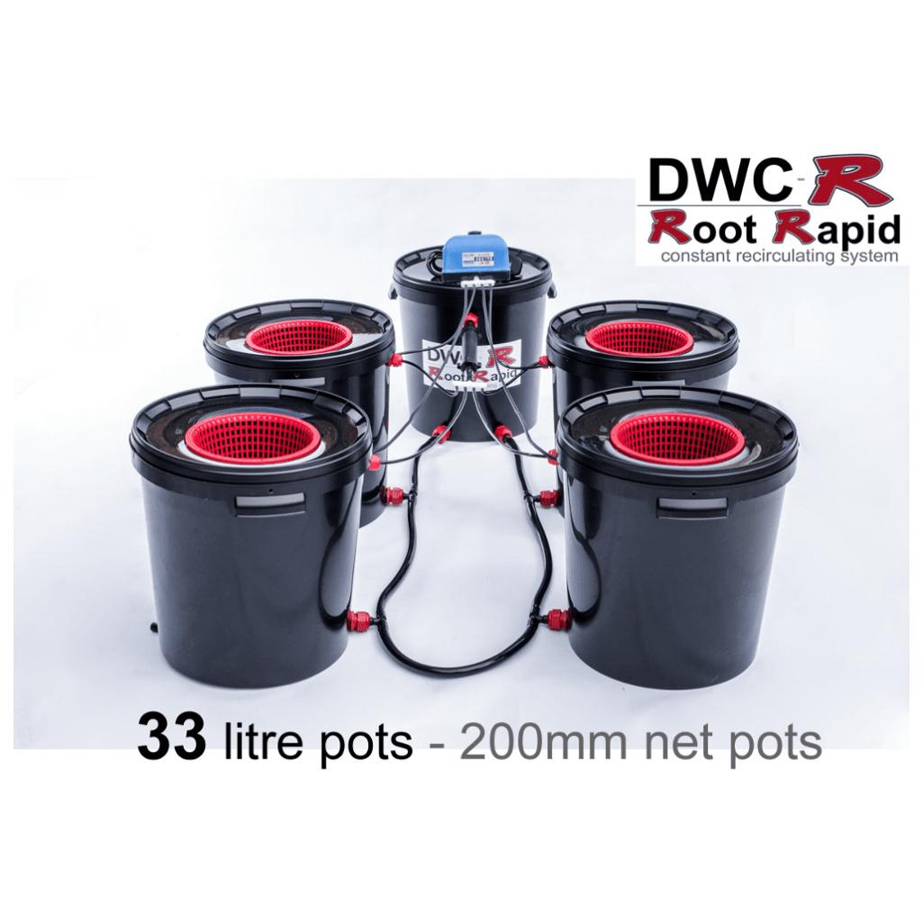 Bubble Pot Systems