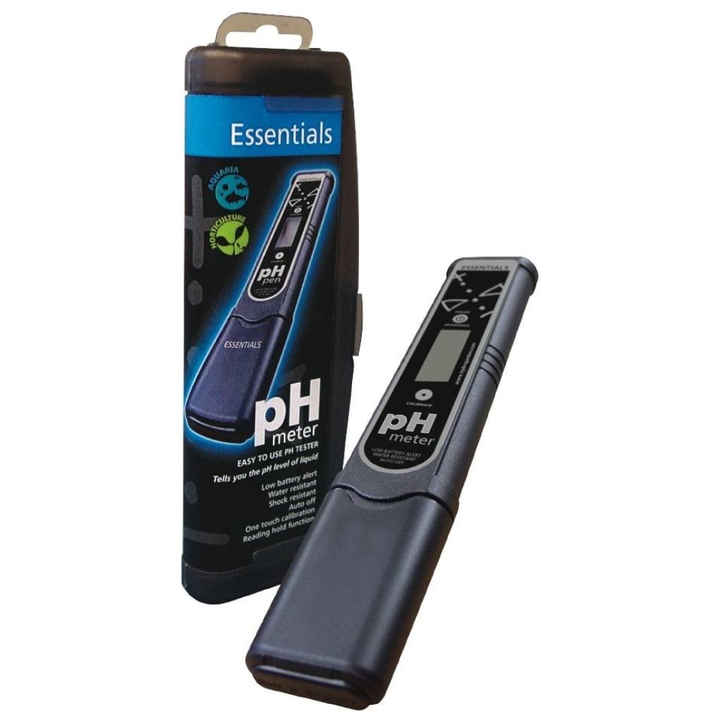 Essentials Digital PH Tester