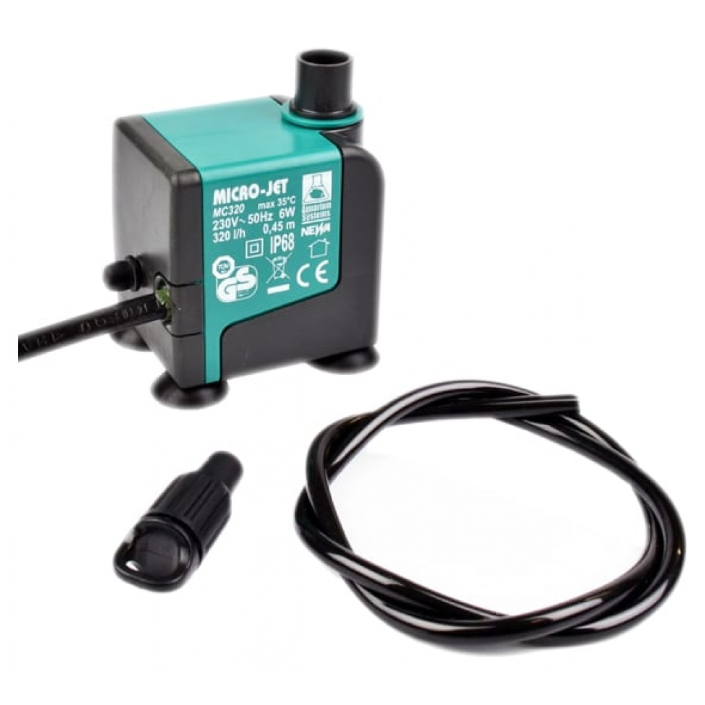 MicroJet Water Pump